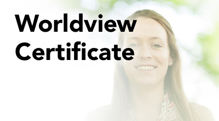 Worldview Certificate Program