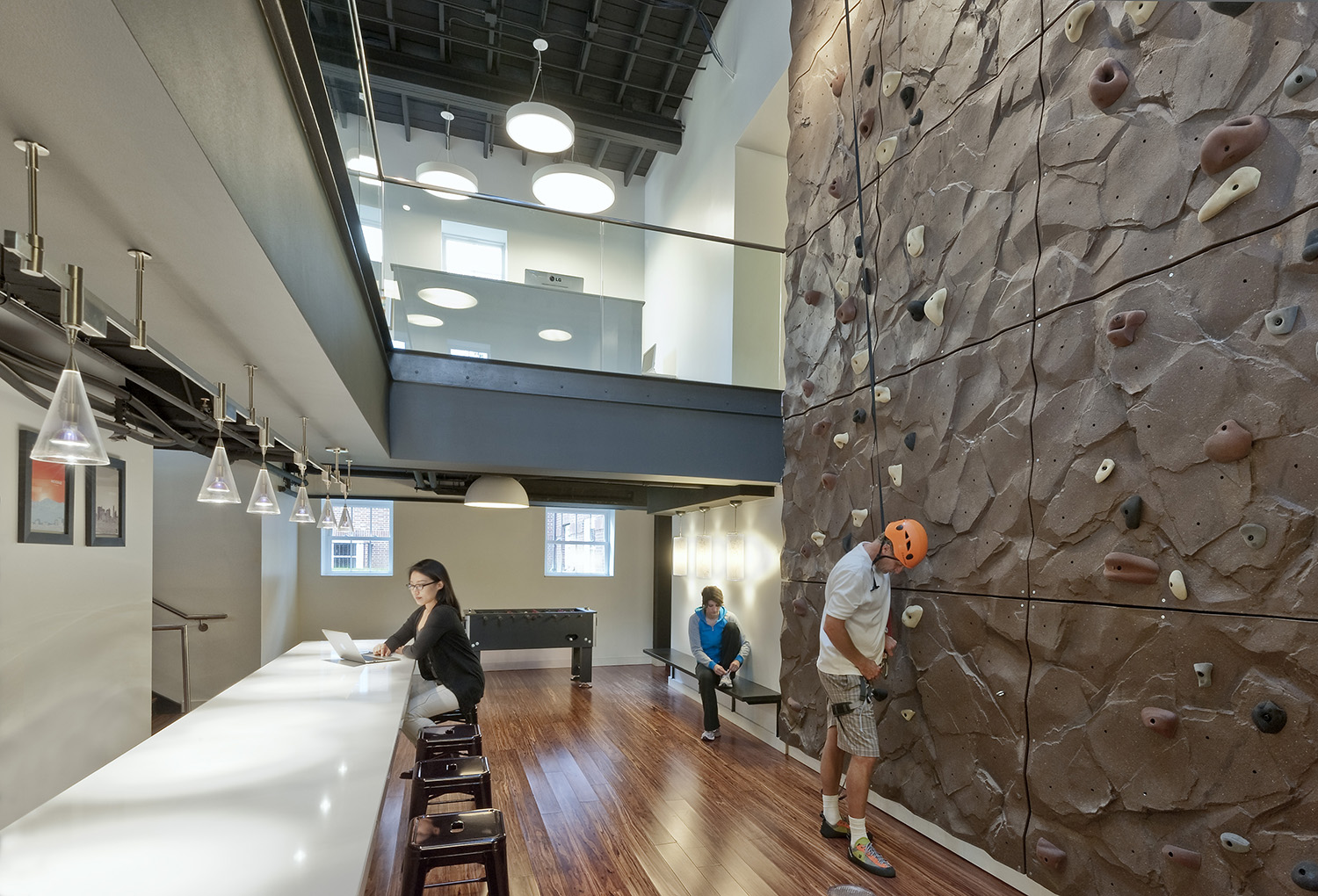sampey-base-climbing-wall