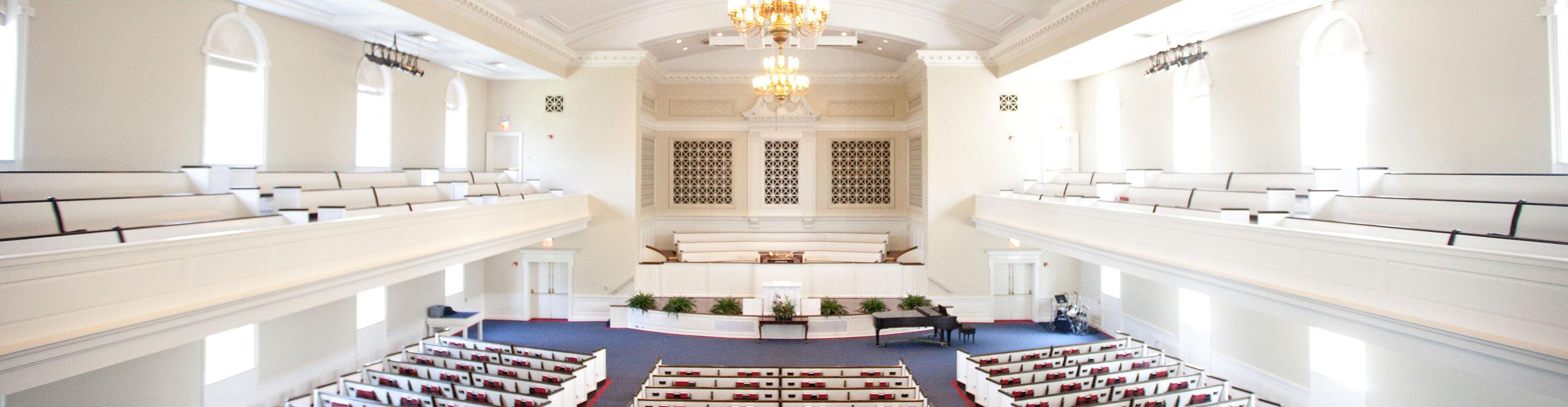 Alumni Memorial Chapel