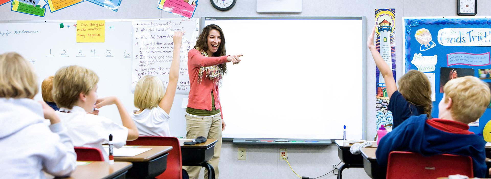 Teacher Education Program Hero