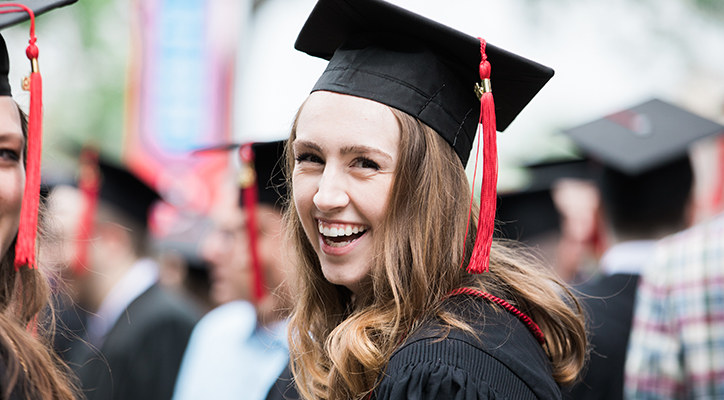 What kinds of things are graduates from the business program doing?
