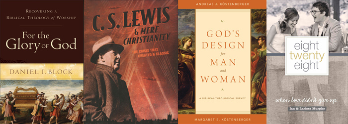 Book reviews: 'Eight Twenty-Eight,' 'For the Glory of God,' 'God's Design for Man and Woman'