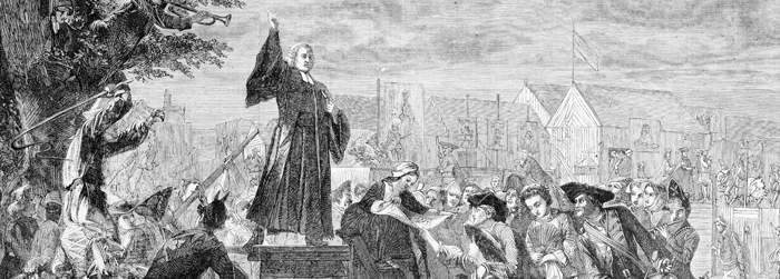 'A flame of pure and holy fire': The life and ministry of George Whitefield