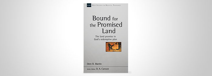Feature book review: 'Bound for the Promised Land'