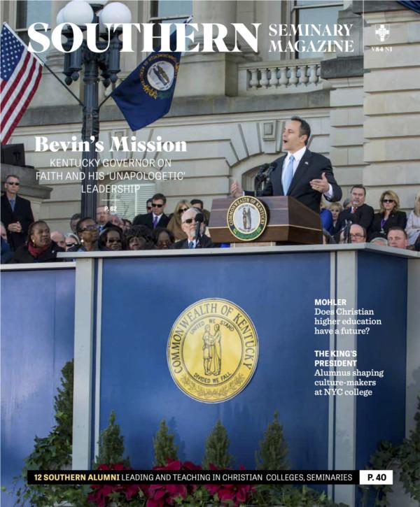 Southern Seminary Magazine, Spring 2016