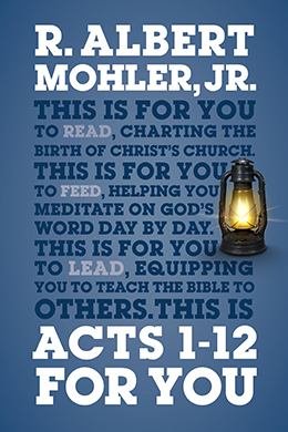 Acts 1-12 for You Book Cover