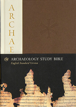 Archeology Study Bible Book Cover