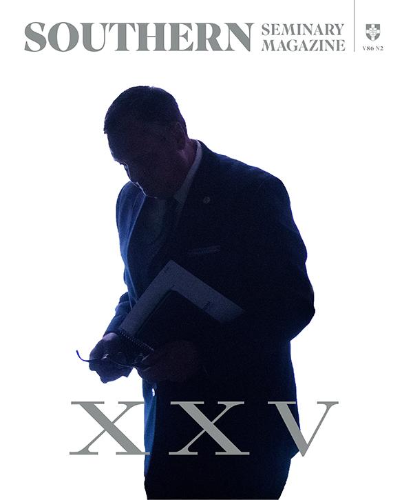 Mohler XXV Magazine Cover