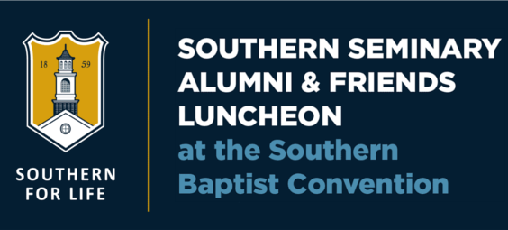 Alumni & Friends Luncheon at the Southern Baptist Convention