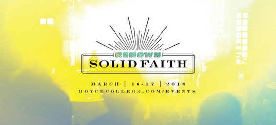 Renown Youth Conference 2018