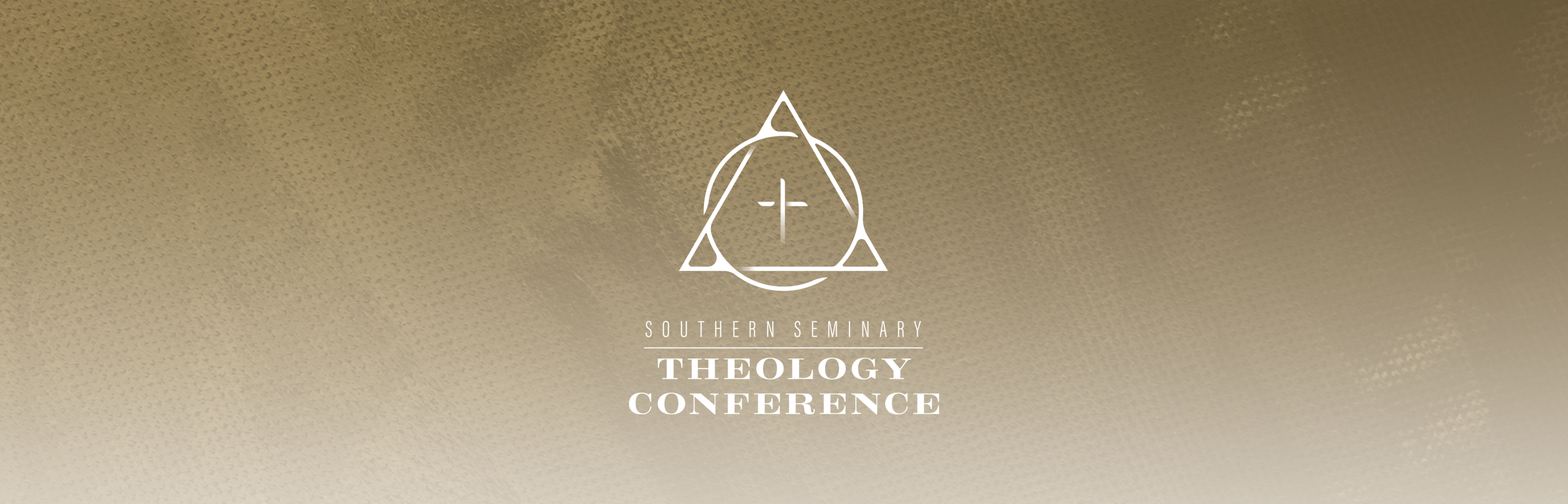 Banner advertisement for Theology Conference