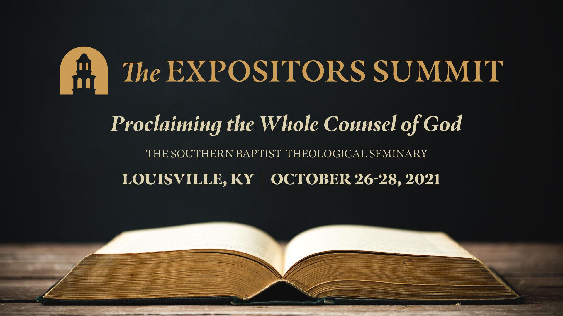 The Expositors Summit