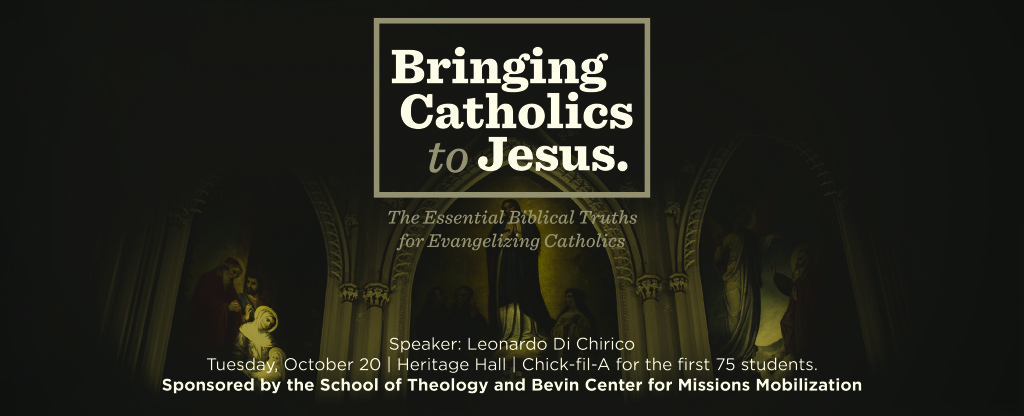 Bringing Catholics to Jesus
