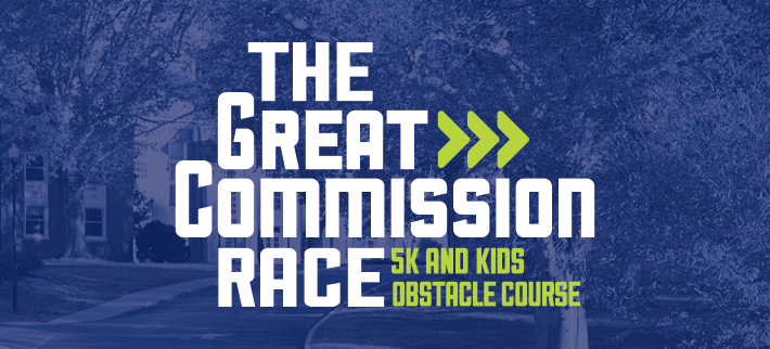 The Great Commission Race