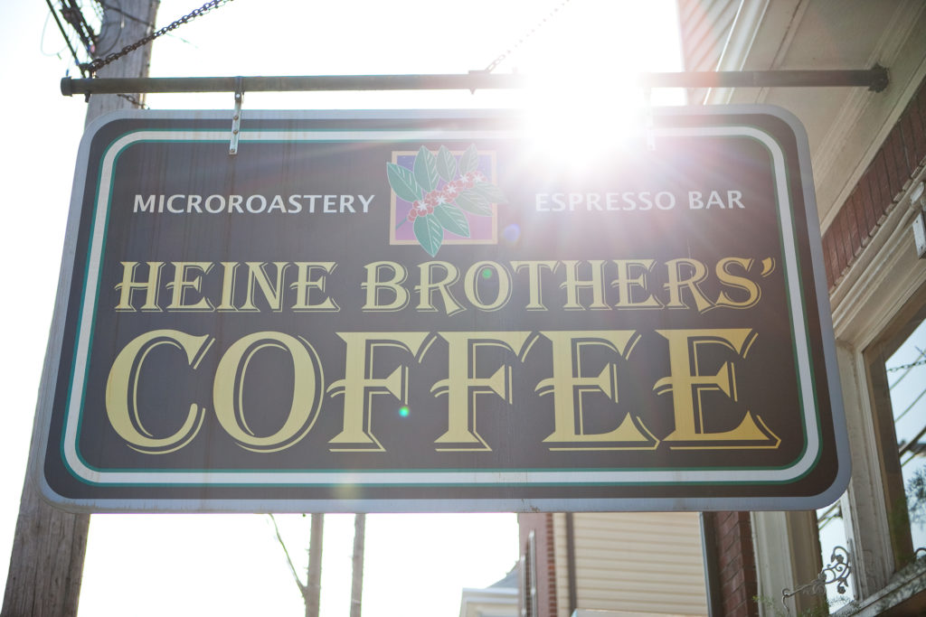 Heine Brother's Coffee