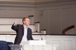 David Platt March 20 chapel web