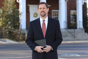 Paul Chitwood, executive director of the Kentucky Baptist Convention and two-time Southern Seminary alumnus