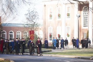 Southern Seminary conferred degrees upon 207 master's and doctoral students during the 214th commencement exercises, Dec. 12.