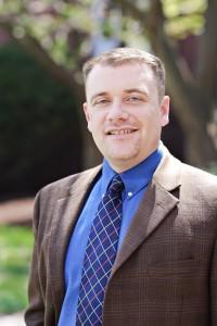 Timothy Paul Jones, C. Edwin Gheens Professor of Christian Family Ministry
