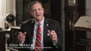Southern Seminary President R. Albert Mohler Jr.