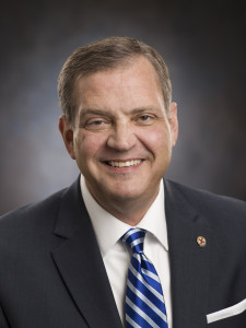 R. Albert Mohler Jr., president of The Southern Baptist Theological Seminary