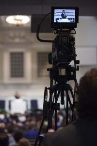 Southern Seminary recently updated all its live-stream technology, including cameras and monitors.