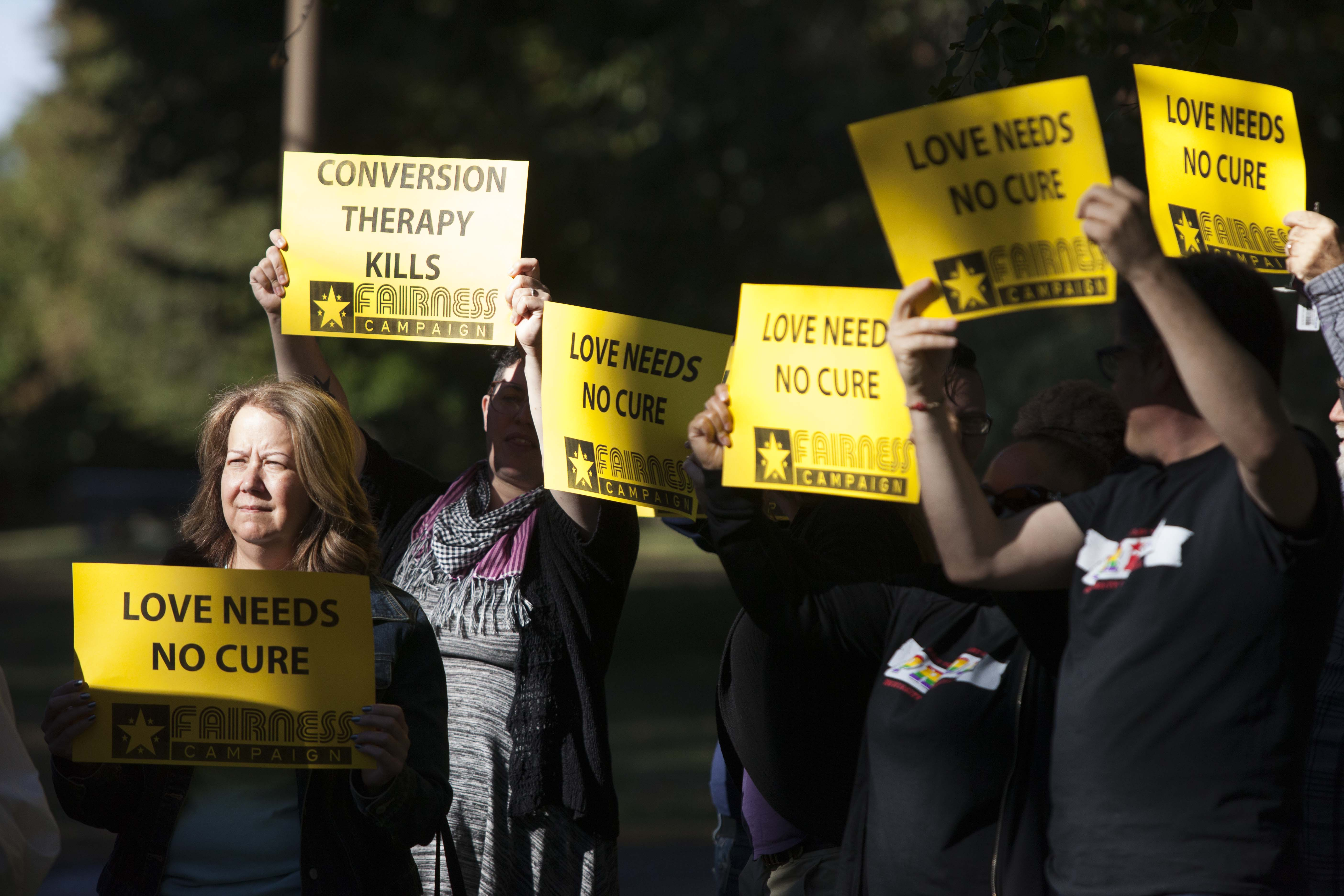 reparative therapy The governor of maine vetoed a controversial bill which would ban homosexual  conversion therapy, also known as reparative therapy,.