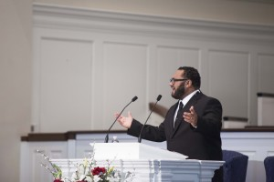 T.C. Taylor, lead pastor of New Breed Church in Louisville, Kentucky, challenges prospective pastors and ministers to preach the Word humbly and faithfully.