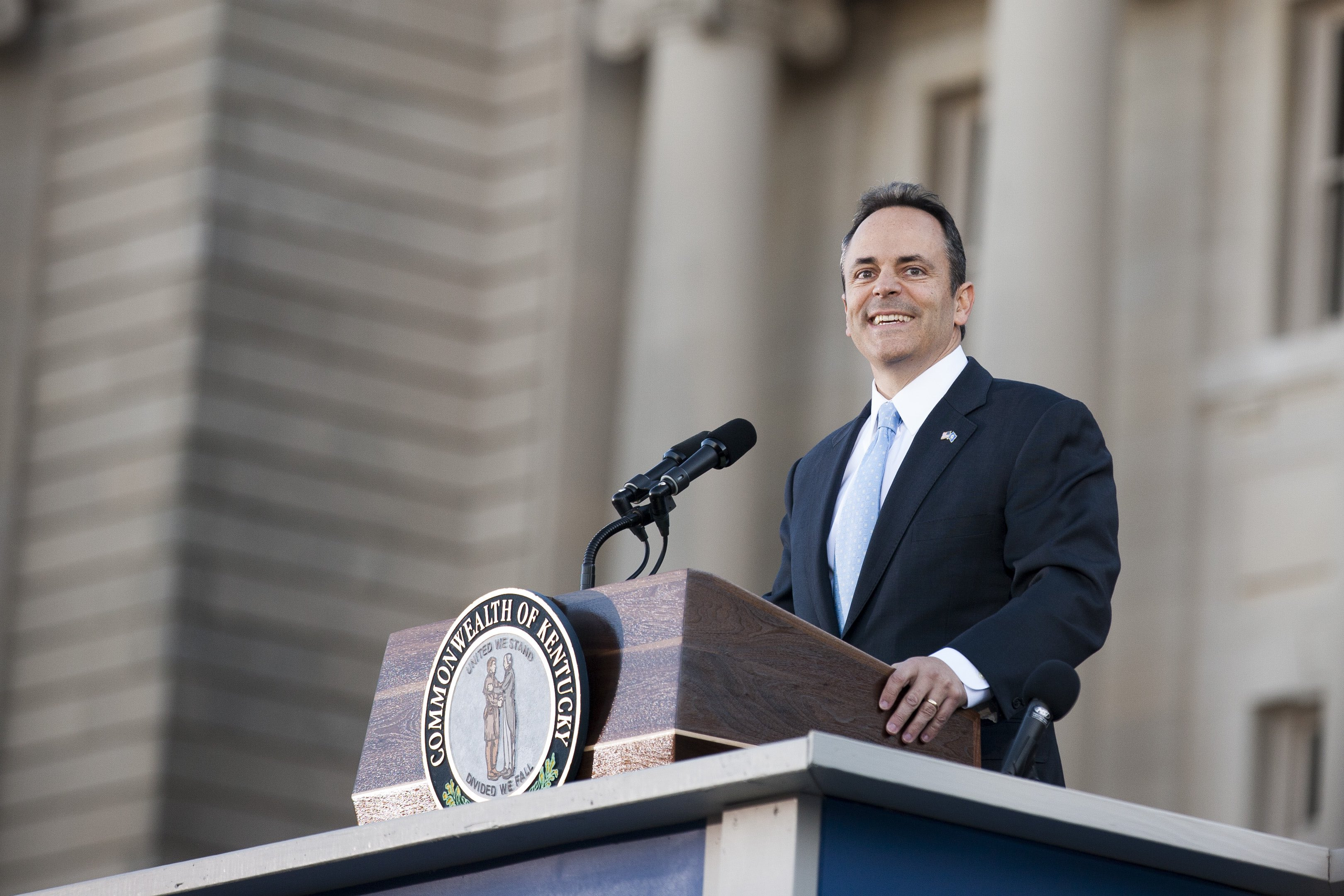 Image result for Kentucky Gov. Matt Bevin