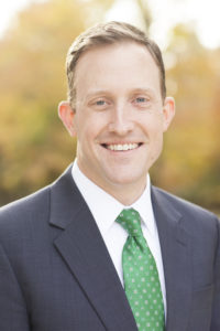 Matthew J. Hall is the new dean of Boyce College.