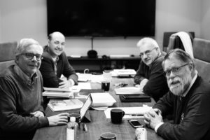 Four distinguished Southern Seminary professors will guide the new modular Th.M. program.