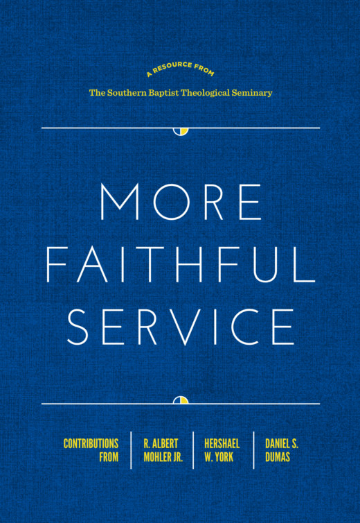 More Faithful Service