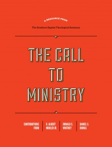 Cover of The Call to Ministry