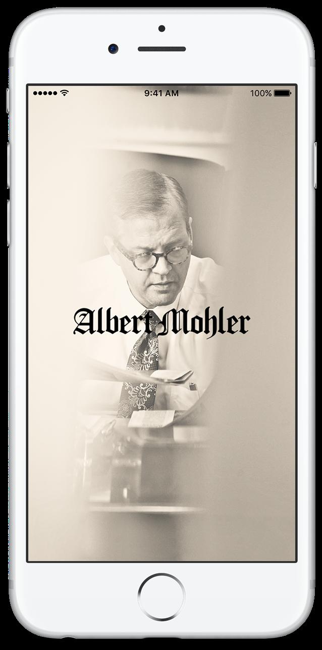 Albert Mohler App