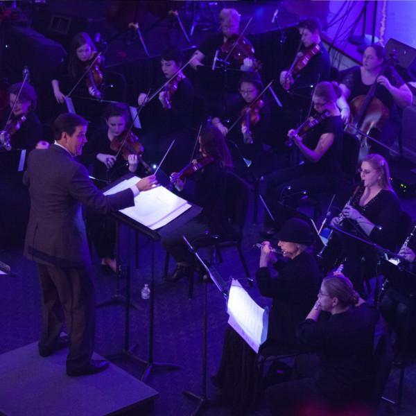 Christmas Concert, O Come, Emanuel