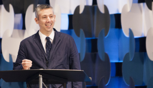 Dan DeWitt at Driven by Truth Worldview Conference