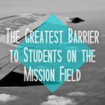 The Greatest Barrier to Students on the Mission Field? Parents.