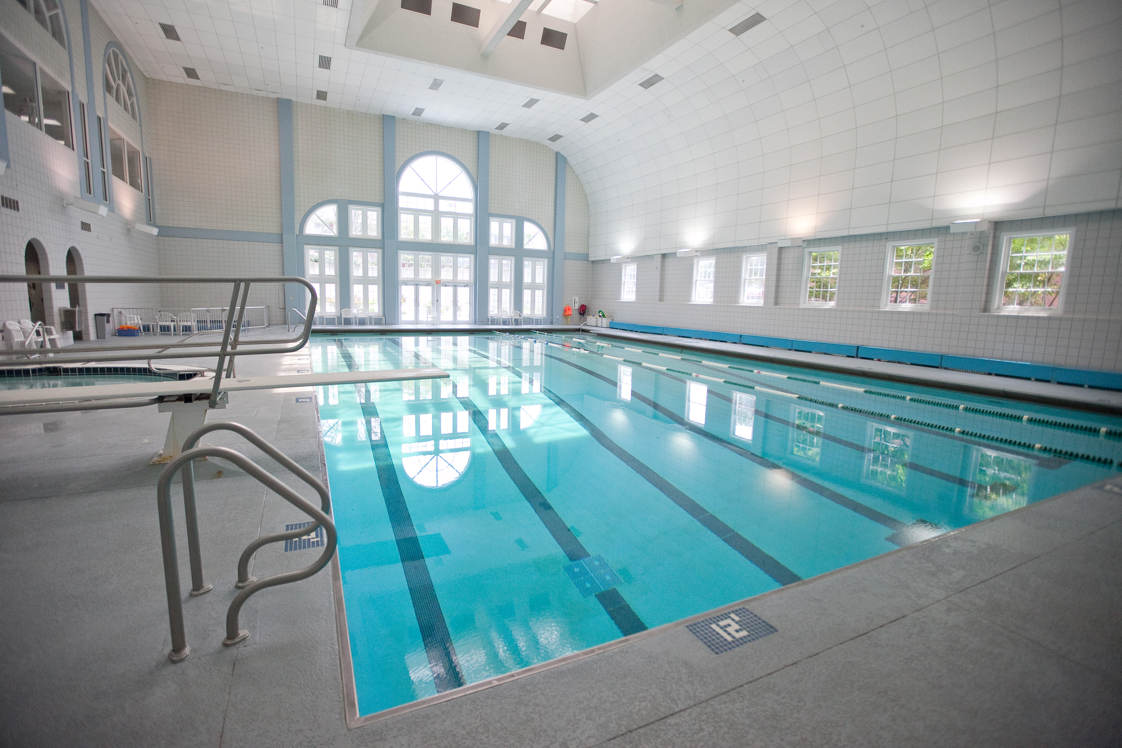 Health and Recreation Center Pool