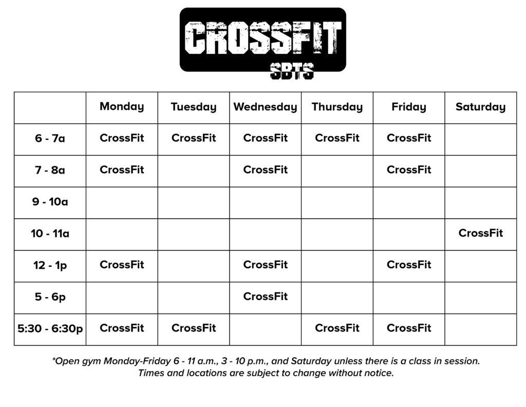 CrossFit SBTS - The Southern Baptist Theological Seminary