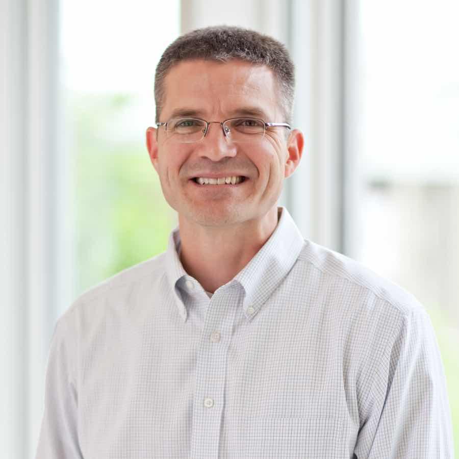 Photo of James M. Hamilton