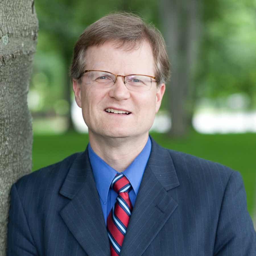 Photo of Stephen J. Wellum