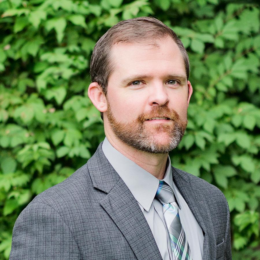 Photo of Kyle D. Claunch