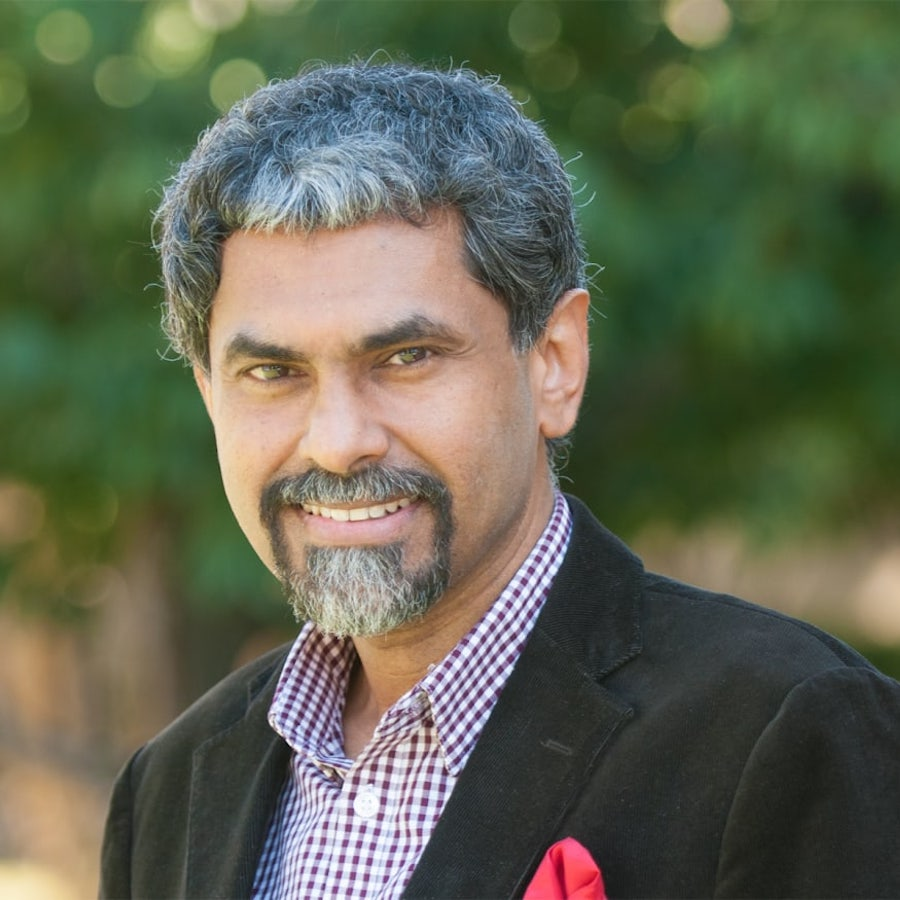Photo of Abraham Kuruvilla