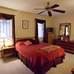 2-BR master bedroom