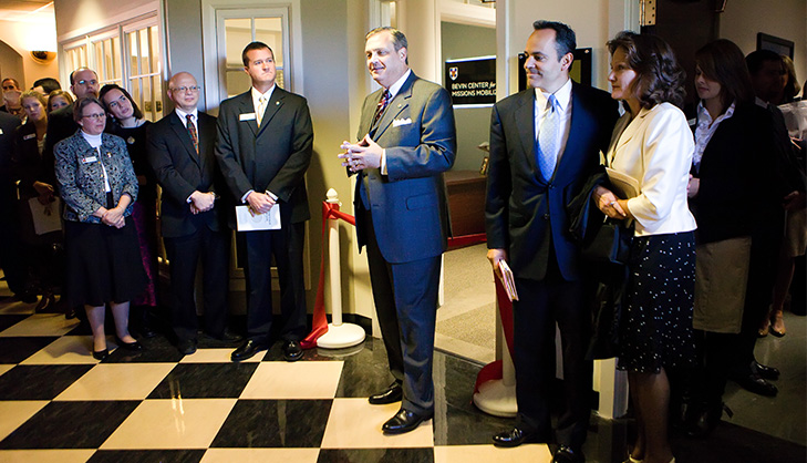 Bevin Center Opening