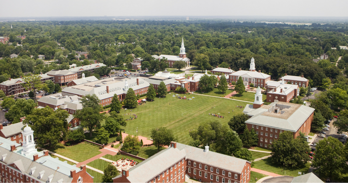 Visiting Southern - The Southern Baptist Theological Seminary