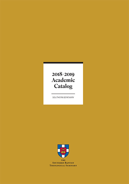 Southern Seminary Academic Catalog